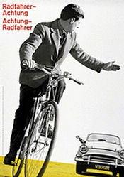 Müller-Brockmann Josef - Radfahrer