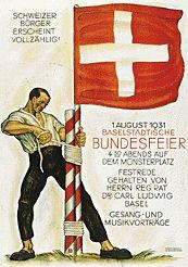 Plattner Otto - Bundesfeier