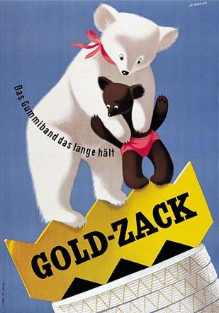Borer Albert - Gold-Zack