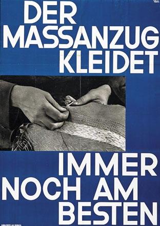 Käch Walter - Der Massanzug...
