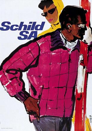 Looser Hans - Schild SA
