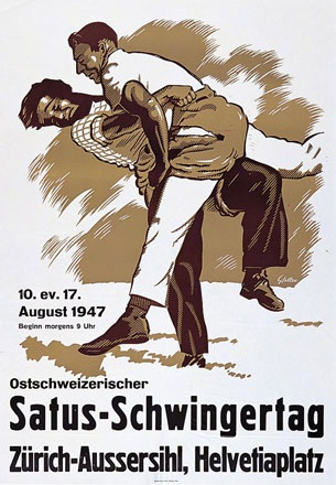 Gfeller Werner - Satus-Schwingertag