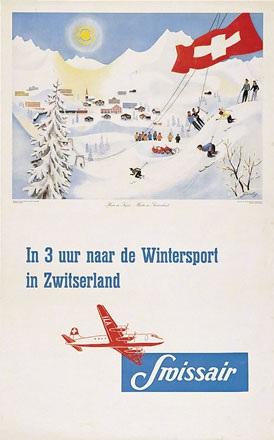 Gerbig Richard - Swissair