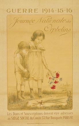 Foerster H. - Journée des Orphelins