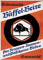 Anonym - Büffel-Beize