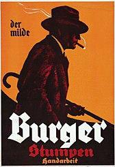Anonym - Burger Stumpen