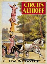 Anonym - Circus Althoff