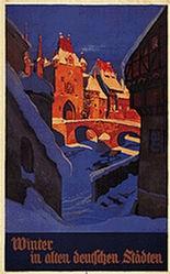 von Handel-Mazzetti Edo - Winter in