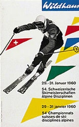 Wyss Paul - Schweizerische Skimeisterschaften