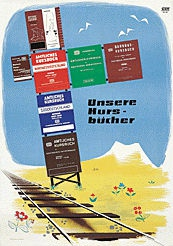 Zock Werbung - Kursbücher