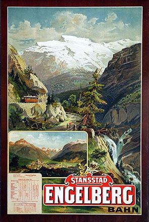 Reckziegel Anton - Stansstad Engelberg Bahn