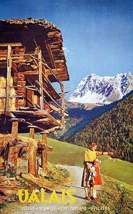 Schellenberg Heinrich (Photo) - Schweiz - Valais