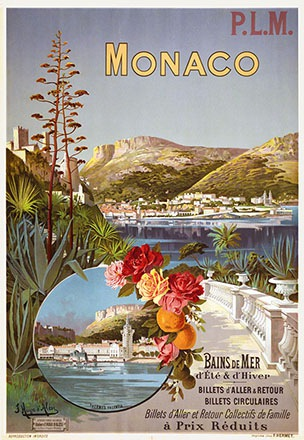 d'Alesi Hugo - Monaco