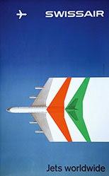 Schneider Max - Swissair - Jets worldwide