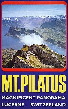 Küng Edgar - Mt. Pilatus