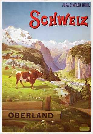d'Alesi Hugo - Schweiz - Oberland
