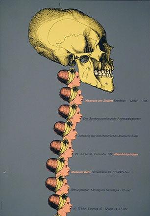 Kuhn Claude - Diagnose am Skelett