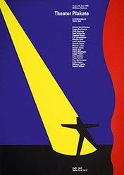 Troxler Niklaus - Theater Plakate