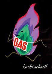Brun Donald - Gas kocht schnell