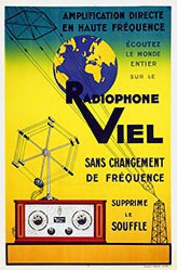Anonym - Radiophone Viel