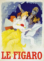 Chéret Jules - Le Figaro