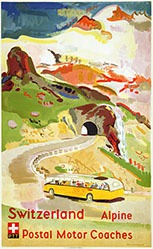 Hegetschweiler Max - Alpine Postal