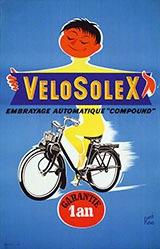 Ravo René - Velo Solex