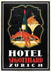 Baumberger Otto - Hotel