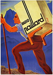 Handschin Johannes - Radio Paillard