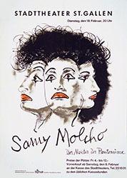 Erni Hans - Samy Molcho