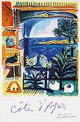 Picasso Pablo - Côte d'Azur