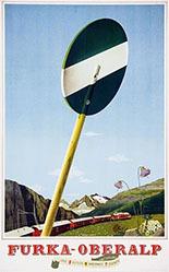Leupin Herbert - Furka-Oberalp