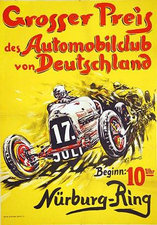 Moser Hans Joachim - Grosser Preis