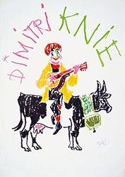 Piatti Celestino - Knie