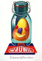 Brun Donald - Einmachflaschen