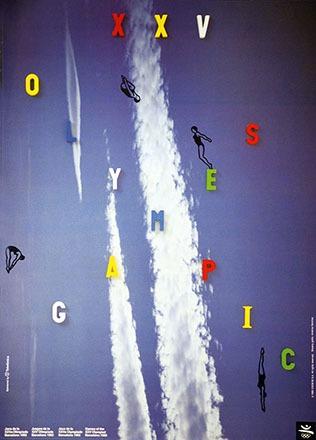 Sanchez America - Jocs de la XXVa Olimpia