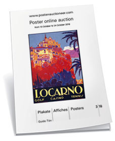 Coming Posterauction