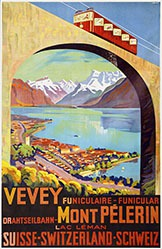 Grin Edmond Henri - Vevey-Mont Pélerin