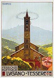 Rossi Luigi - Lugano-Tesserete
