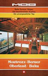 Dutoit A. - Montreux-Berner Oberland-Bahn