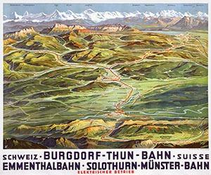 Anonym - Burgdorf-Thun-Bahn