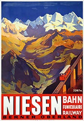 Ernst Otto - Niesen Bahn