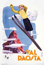 Anonym - Val d'Aosta