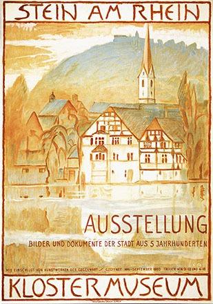 Amiet Cuno - Ausstellung Klostermuseum
