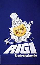 Bingesser August - Rigi