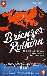 Gander Adolf - Brienzer-Rothorn