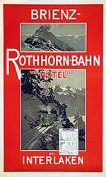 Anonym - Brienz-Rothhorn-Bahn