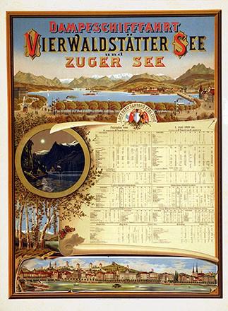 Anonym - Vierwaldstätter See