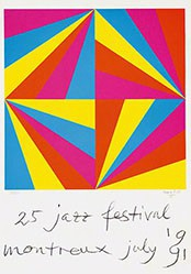 Bill Max - 25. Jazz Festival Montreux