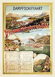 Reckziegel Anton - Vierwaldstätter-See